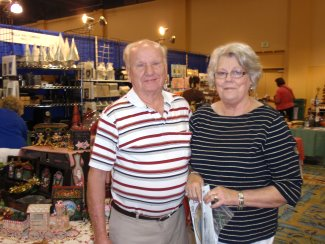 Bill and Della Wetterman