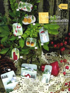Della and company folk art tin for Create and decorate magazine free