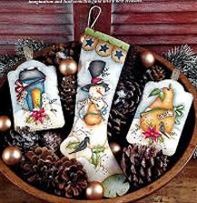 Karen Wisner Ornaments