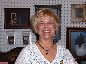 Ros Stalcup & Sue Scheewe