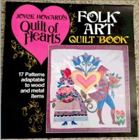 JOYCE HOWARD'S QUILT OF HEARTS