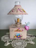 DEB ANTONICK  LOVE LAMP  PATTERN PACKETS