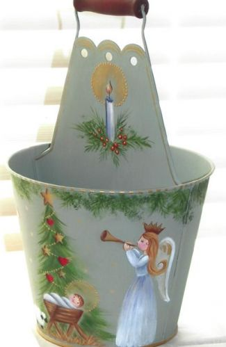 CHRISTMAS BUCKET  E-PACKET