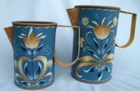 ROSEMALING PITCHERS  PATTERN PACKET