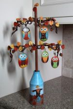 JANE ALLEN   FALL OWL TREE   PATTERN PACKET