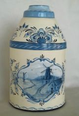 JUDY DIEPHOUSE   DELFT CREAM CAN   PATTERN PACKET