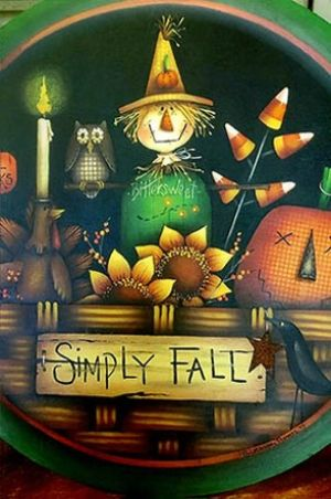 SIMPLY FALL  MAXINE THOMAS