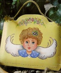PAT SAUNDERS, CDA  SWEET ANGEL  PATTERN PACK