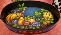 BOUNTIFUL HARVEST TRAY  ROSEMARY WEST, CDA  PATTERN PACKET