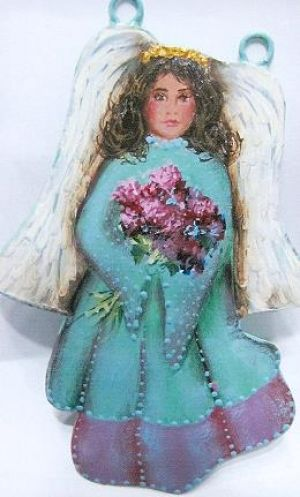 TRUDY BEARD, CDA  EVERYDAY ANGELS  PATTERN PACKET