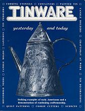 TINWARE YESTERDAY AND TODAY BOOKS